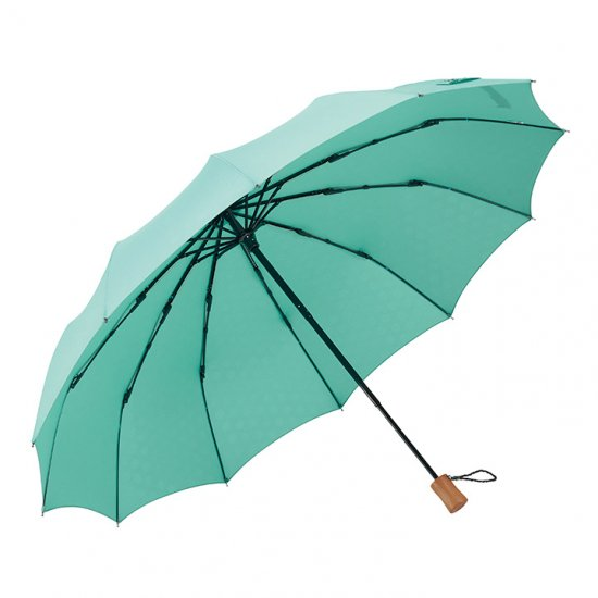 【mabu】折りたたみ傘 12本骨 大きい55cm 江戸 マブ