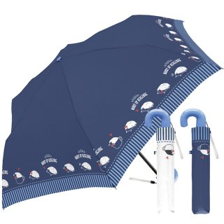 折りたたみ傘 かわいい子供用 女の子 軽量 ハリーアップヘッジホッグ 子供用記念品 クラックス