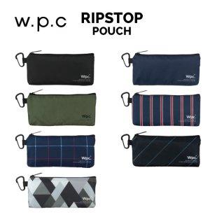 Wpc 折りたたみ傘 コンパクト ポーチタイプ リップストップポーチ w.p.c ワールドパーティー
