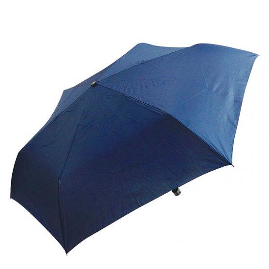 折りたたみ傘 メンズ無地 ビッグサイズ 大きい70cm