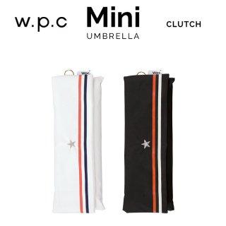 Wpc 日傘 遮光遮熱傘 折りたたみ傘 晴雨兼用傘 遮光ダブルラインスター mini w.p.c ワールドパーティー