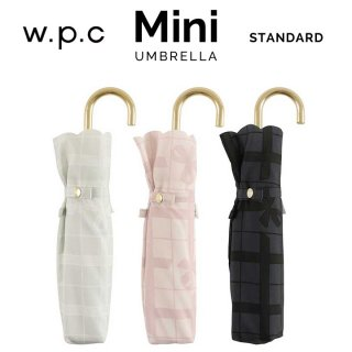 Wpc 折りたたみ傘 軽量傘 リボンレース mini w.p.c ワールドパーティー