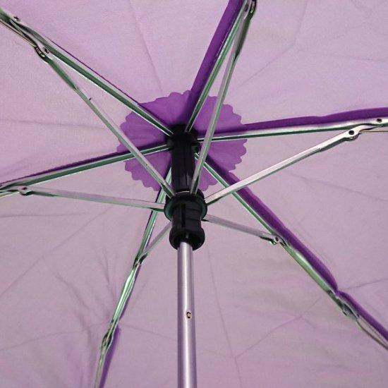 折りたたみ傘  かわいい子供用 軽量 無地スリム 子供用記念品 シェイルシェイル
