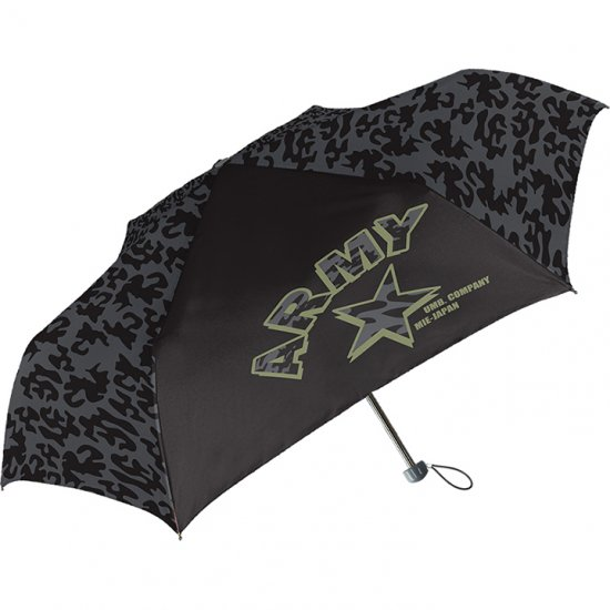 折りたたみ傘 子供用記念品 男の子 軽量 かわいい子供用 アーミースプラッシュ ェイルシェイル