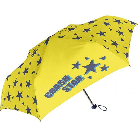 折りたたみ傘 子供用記念品 男の子 軽量 かわいい子供用 クラッシュスター ェイルシェイル