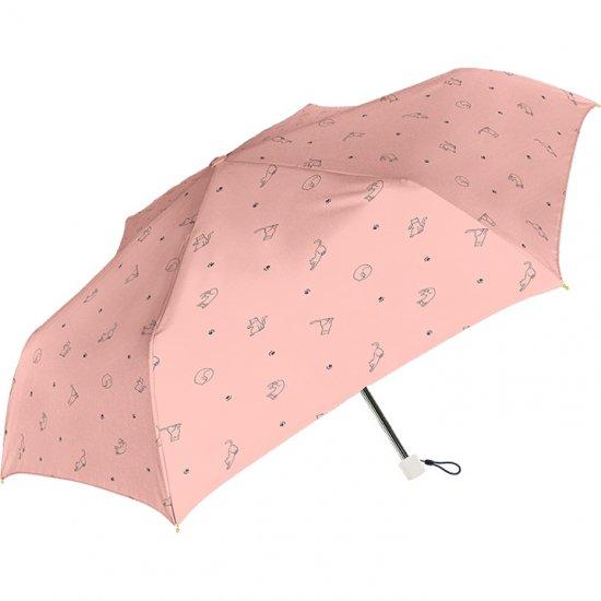 折りたたみ傘 子供用記念品 男の子 女の子 軽量 かわいい子供用 キャットパラダイス ェイルシェイル