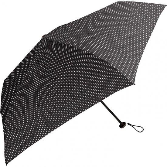 Amane 折りたたみ傘 超軽量 88g 晴雨兼用 アマネ エアー ピンドット