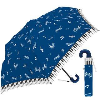 折りたたみ傘 かわいい子供用 女の子 男の子 軽量 マジカルミュージック 子供用記念品 クラックス