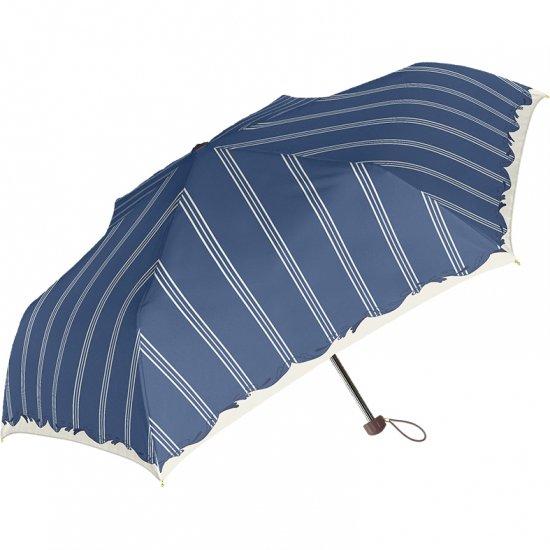 折りたたみ傘 子供用記念品 女の子 軽量 かわいい子供用 ハートリーフ ェイルシェイル