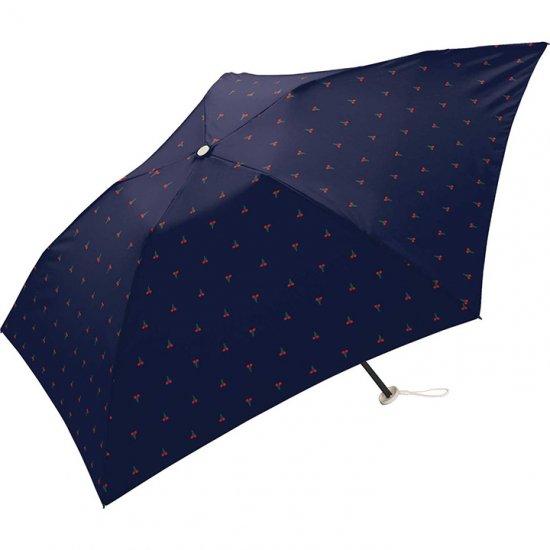 Wpc 折りたたみ傘 超軽量90g傘 Air-light Umbrella チェリー w.p.c ワールドパーティー