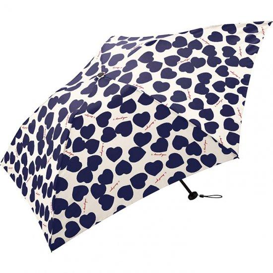 Wpc 折りたたみ傘 超軽量90g傘 Air-light Umbrella アイハートユー w.p.c ワールドパーティー