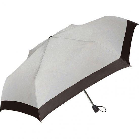 日傘 折りたたみ傘 メンズ60cm シルバーコーティング 遮光遮熱傘 晴雨兼用傘