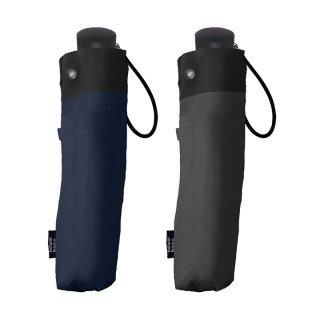 日傘 折りたたみ傘 メンズ60cm ブラックコーティング 遮光遮熱傘 晴雨兼用傘