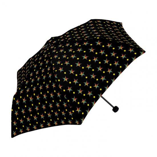ROMERO BRITTO LIGHT CARBON 超軽量折り畳み傘
