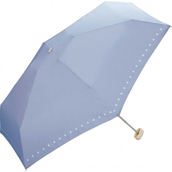 Wpc 折りたたみ傘 リムドットスター mini w.p.c ワールドパーティー