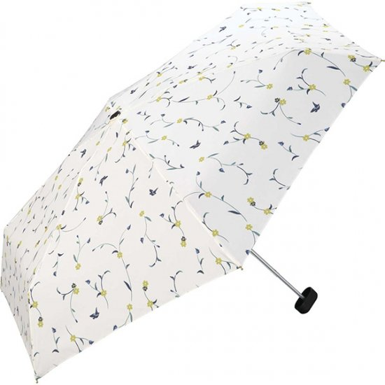 Wpc 折りたたみ傘 アイビーフラワー mini w.p.c ワールドパーティー