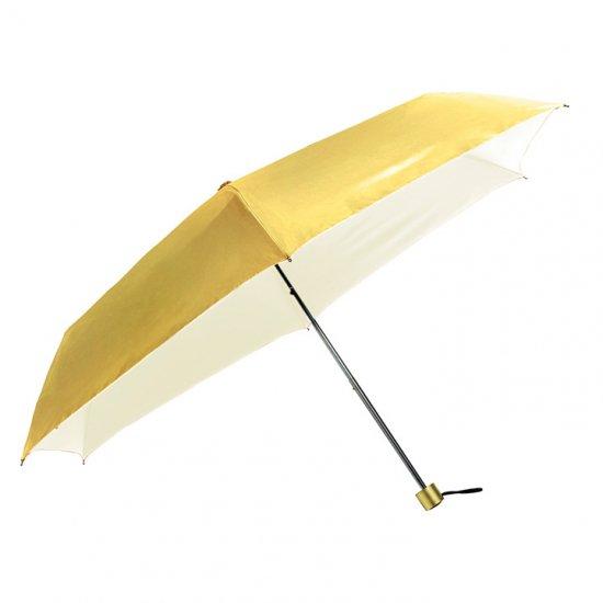 ウォーターフロント Waterfront 折りたたみ傘 日傘 銀行員の日傘(2020傘) 遮光遮熱傘 晴雨兼用傘