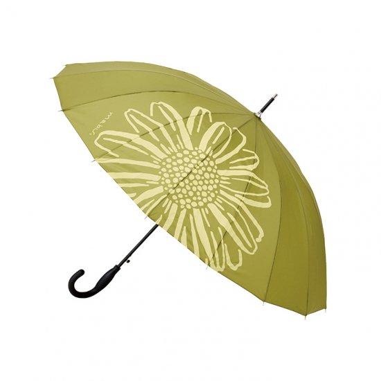 【mabu】長傘 16本骨 ベーシックジャンプ16 マブ