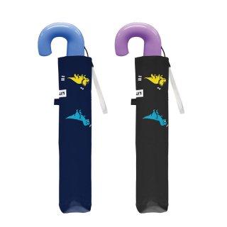 折りたたみ傘 かわいい子供用 女の子 軽量 リトルダイナソー 子供用記念品 クラックス