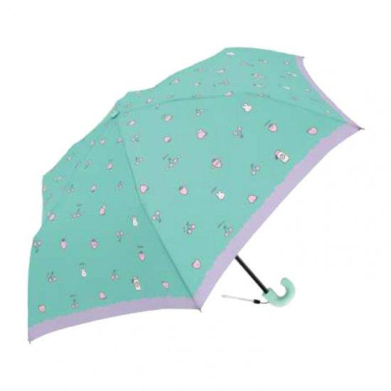 折りたたみ傘 かわいい子供用 女の子 軽量 フルーツミックス 子供用記念品 クラックス