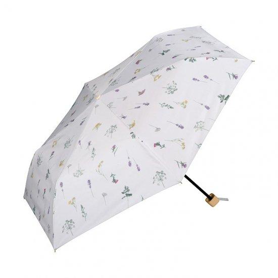 Wpc 日傘 遮光遮熱傘 折りたたみ傘 晴雨兼用傘 遮光ボタニカmini w.p.c ワールドパーティー