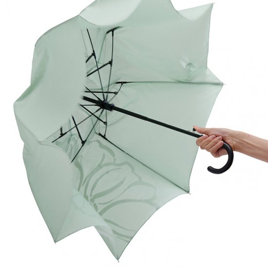 【mabu】日傘 レディース折りたたみ傘 晴雨兼用傘 ベーシックショートジャンプ マブ