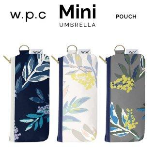 Wpc 折りたたみ傘 フィーユ mini w.p.c ワールドパーティー