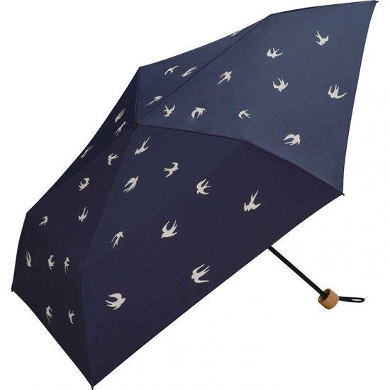 Wpc 日傘 遮光遮熱傘 折りたたみ傘 晴雨兼用傘 遮光軽量 ツバメ mini w.p.c ワールドパーティー