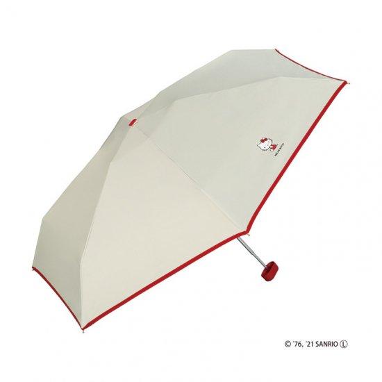 Wpc 日傘 遮光遮熱傘 折りたたみ傘 晴雨兼用傘 遮光サンリオプリントワッペンmini w.p.c ワールドパーティー