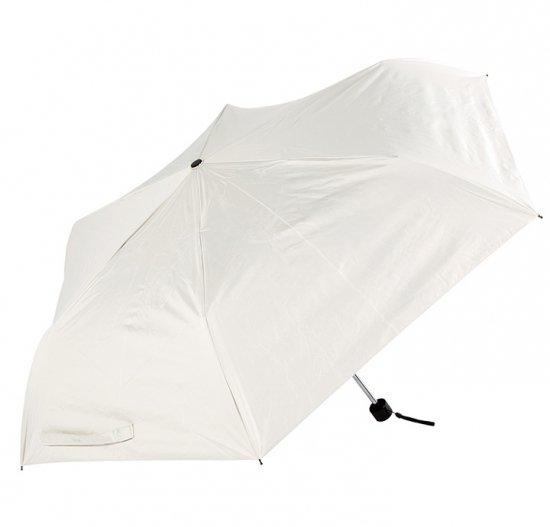 ウォーターフロント Waterfront 折りたたみ傘 晴雨兼用 サンシェード メンズ パラソル