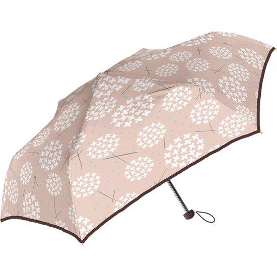 折りたたみ傘 軽量 レディース アジサイディズ シェイルシェイル