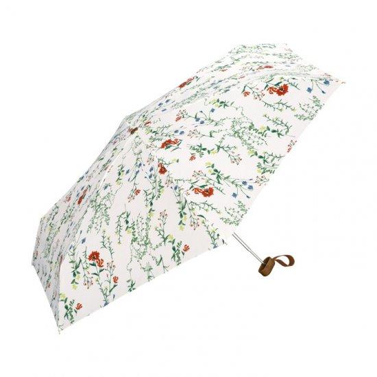Wpc 折りたたみ傘 晴雨兼用傘 プランツ mini w.p.c ワールドパーティー
