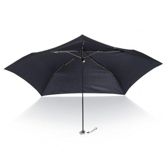 【waterfront】折りたたみ傘 ステンレス骨の丈夫な傘 晴雨兼用傘 軽量165g 5スタープレミアム プラスワン ウォーターフロント シューズセレクション