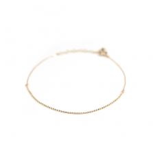Ball Chain Bracelet   K10YG