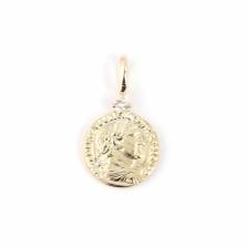 Coin Charm | K10YG