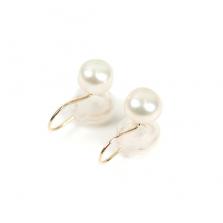 Pearl Earring | K10YG