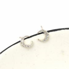Diamond Moon Pierce | K10YG