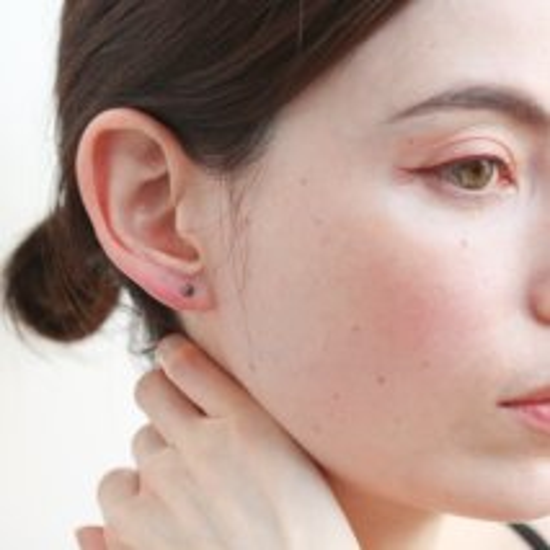 Black Diamond Pierce | K18