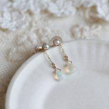 Opal & Pearl 2way Pierce | K10YG