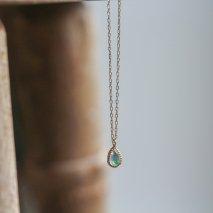 Opal Necklace | K10YG