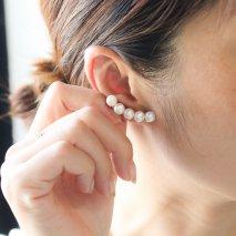 Pearl  Ear cuff (片耳用)