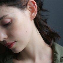 Chain Ear cuff (片耳用) | K10WG