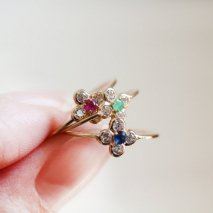 Flower Ring | K10YG<img class='new_mark_img2' src='https://img.shop-pro.jp/img/new/icons14.gif' style='border:none;display:inline;margin:0px;padding:0px;width:auto;' />