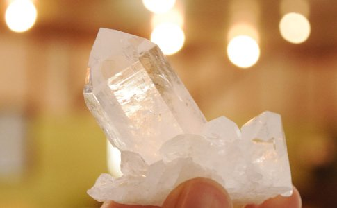 ブラジル産水晶クラスター3