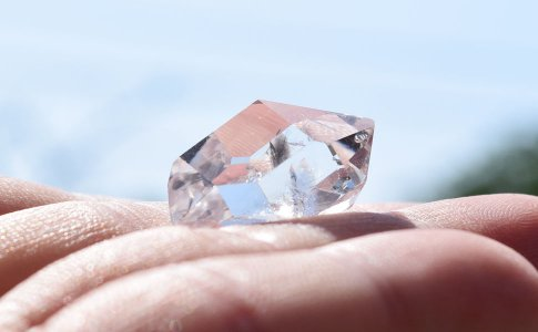 ハーキマーダイヤモンド03