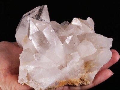 ブラジル産 水晶クラスター02