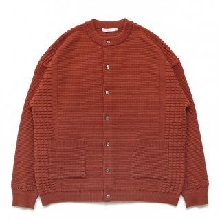 Hyomon Cardigan / ORANGE