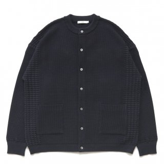 Hyomon Cardigan / BLACK