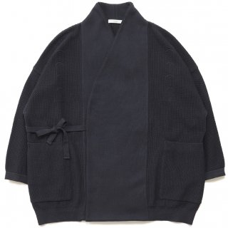 Saezuri Samue Jacket / BLACK