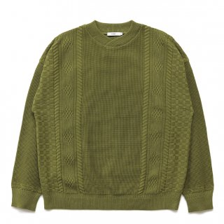 Shingen Knit / UGUISU